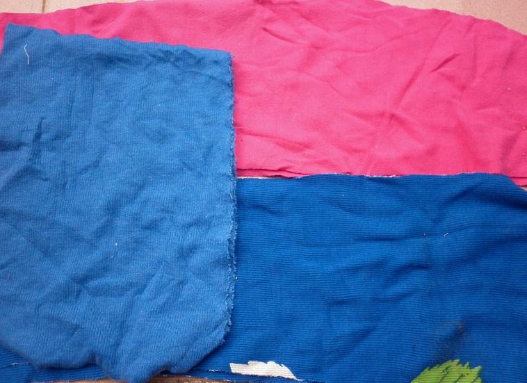 Vải Lau Màu